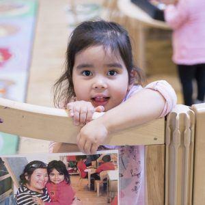 Nursery Pupil